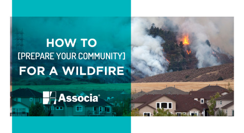 How to Prepare Your Community for a Wildfire