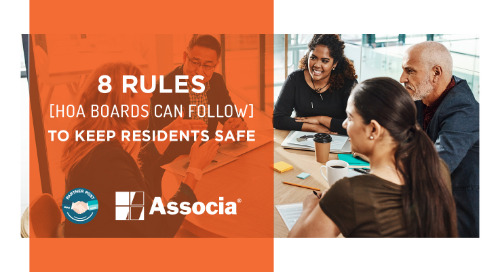 Partner Post: 8 Rules HOA Boards Can Follow to Keep Residents Safe