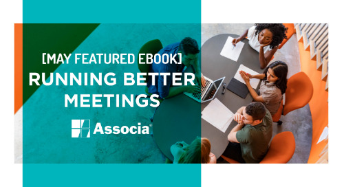 May Featured Ebook: Running Better Meetings