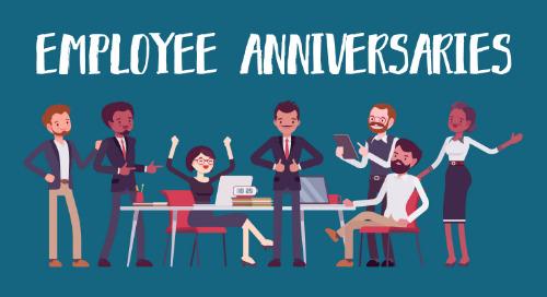2nd Quarter Employee Anniversaries