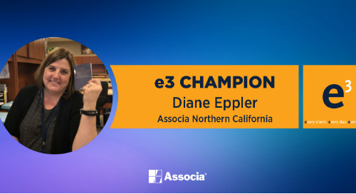 e3 Champion: A Shining Example of e3