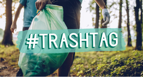 #TrashTag: Inspiring Community Cleanup