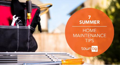 Partner Post: 7 Summer Home Maintenance Tips