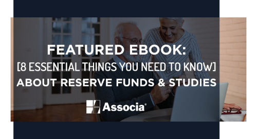 Featured Ebook: 8 Essential Things You Need to Know About Reserve Funds & Studies