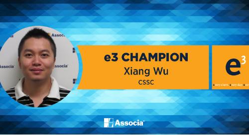 e3 Champion: Providing Exceptional Customer Service