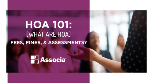 HOA 101: What Are Fees, Fines, & Assessments?