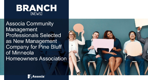 Associa Community Management Professionals Selected as New Management Company for Pine Bluff of Minneola Homeowners Association