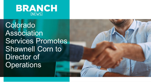 Colorado Association Services Promotes Shawnell Corn to Director of Operations