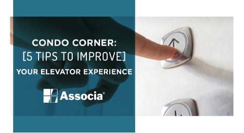 Condo Corner: 5 Tips to Improve Your Elevator Experience