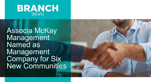 Associa McKay Management Named as Management Company for Six New Communities