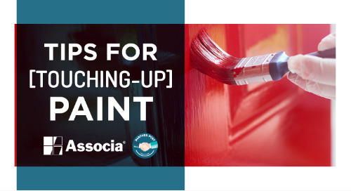 Partner Post: Tips for Touching-Up Paint