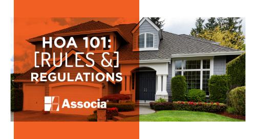 HOA 101: Rules & Regulations