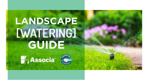 Partner Post: Landscape Watering Guide