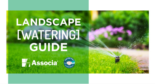 Partner Post: Landscape Watering Guide