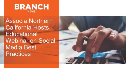 Associa Northern California Hosts Educational Webinar on Social Media Best Practices