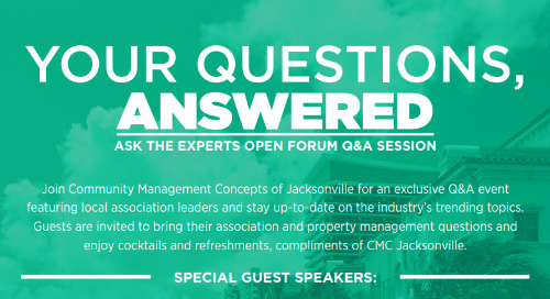 Ask the Experts Open Forum Q&A Session