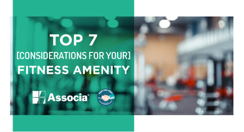 Partner Post: Top 7 Considerations for Your Fitness Amenity