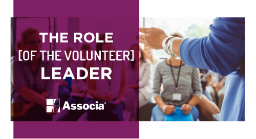 Video 2: The Role of the Volunteer Leader