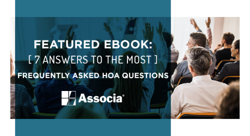 Featured Ebook: 7 Answers to the Most Frequently Asked HOA Questions