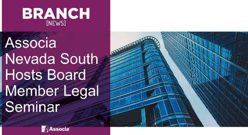 Associa Nevada South Hosts Board Member Legal Seminar
