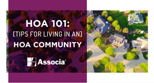 HOA 101: Tips for Living in an HOA Community