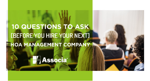 10 Questions to Ask Before You Hire Your Next HOA Management Company