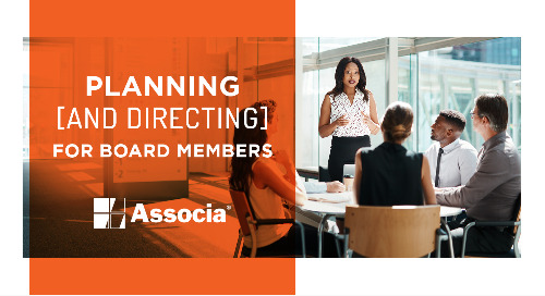 Video 3: Planning and Directing for Board Members