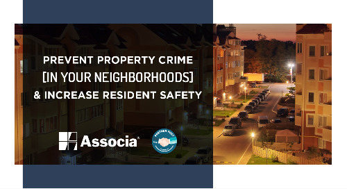 Partner Post: Prevent Property Crime in Your Neighborhoods and Increase Resident Safety