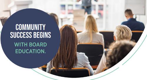 Board Member Seminar: Avoiding Board Member Personal Liability & D&O Review