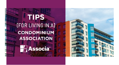 Tips for Living in a Condominium Association
