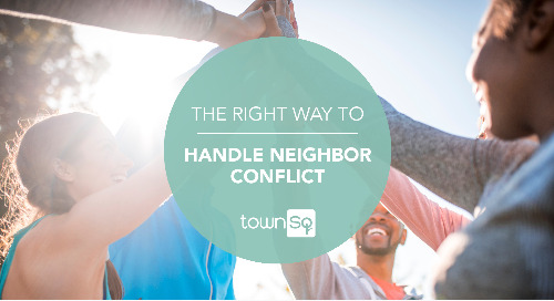Partner Post: The Right Way to Handle Neighbor Conflict