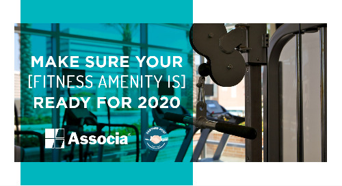 Partner Post: Make Sure Your Fitness Amenity is Ready for 2020