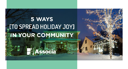 5 Ways to Spread Holiday Joy in Your Community