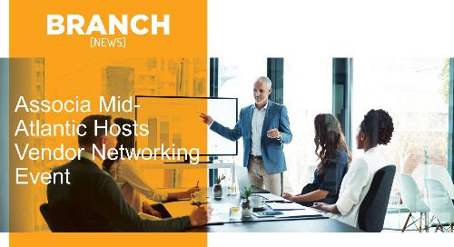 Associa Mid-Atlantic Hosts Vendor Networking Event