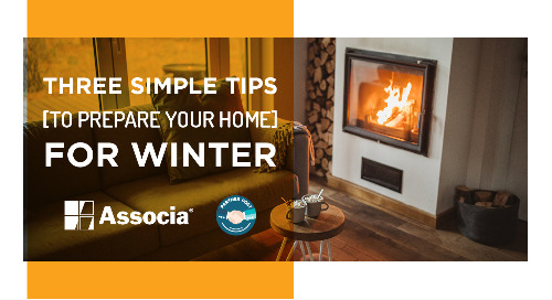 Partner Post: Three Simple Tips to Prepare Your Home for Winter