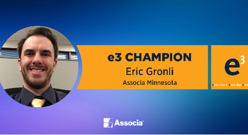 e3 Champion: Serving Well During Times of Transition
