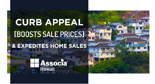 Curb Appeal Boosts Sale Prices and Expedites Home Sales