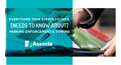 Everything Your Strata Council Needs to Know About Parking Enforcement & Towing