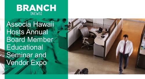 Associa Hawaii Hosts Annual Board Member Educational Seminar and Vendor Expo