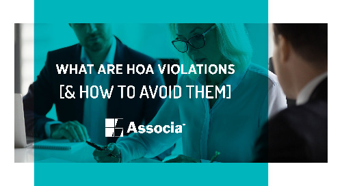 What Are HOA Violations & How to Avoid Them