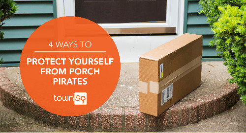 Partner Post: 4 Ways to Protect Yourself from Porch Pirates