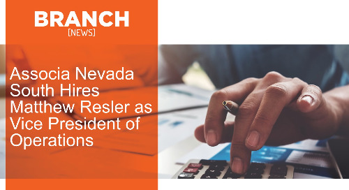 Associa Nevada South Hires Matthew Resler as Vice President of Operations