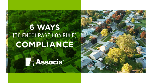 6 Ways to Encourage HOA Rule Compliance