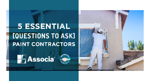 Partner Post: 5 Essential Questions to Ask Paint Contractors