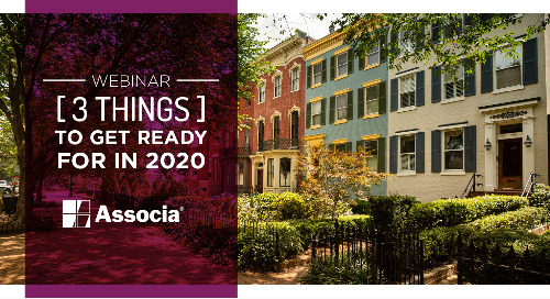 Webinar: 3 Things to Get Ready for in 2020