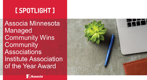 Associa Minnesota Managed Community Wins Community Associations Institute Association of the Year Award