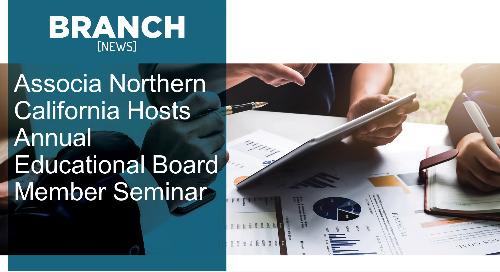 Associa Northern California Hosts Annual Educational Board Member Seminar