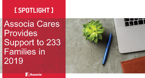 Associa Cares Provides Support to 233 Families in 2019