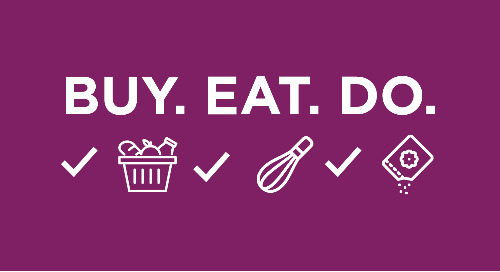 Buy, Eat, Do!