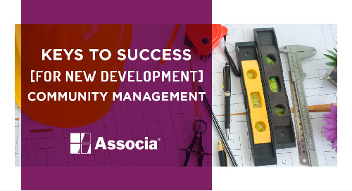 Keys to Success for New Development Community Management